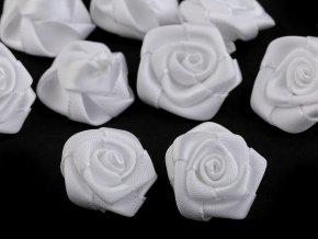 Saténová růže Ø20 mm