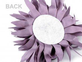 Textilní květ Ø90 mm