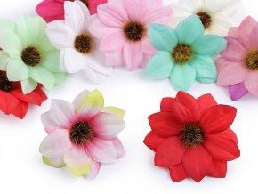 Umělý květ Ø60 mm