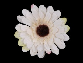 Umělý květ gerbera Ø80 mm