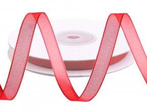 Monofilová stuha šíře 7 mm