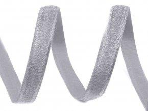 Sametová stuha šíře 9 mm