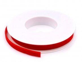 Sametová stuha šíře 16 mm