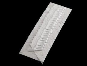 Svatební mašličky / kotilion šíře 40 mm