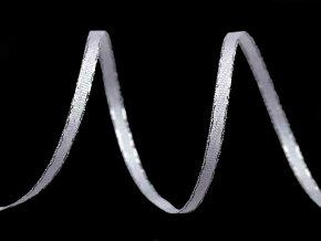Taftová stuha s AB efektem šíře 3 mm