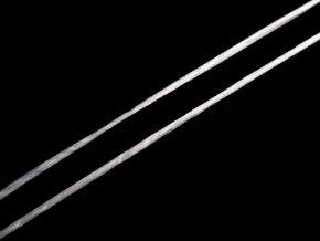 Pruženka / gumička plochá 1 mm