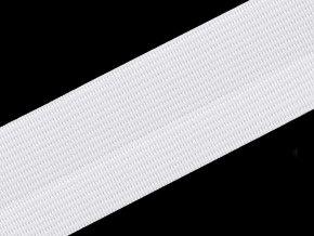 Pruženka hladká šíře 40 mm tkaná