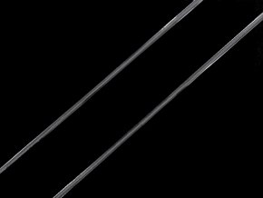 Pruženka / gumička kulatá Ø1 mm