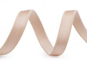 Pruženka saténová / ramínková šíře 10 mm