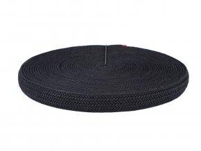 Splétaný popruh k výrobě kabelkových uch šíře 35 mm