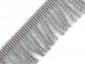 Leonské třásně kroucené šíře 48 mm