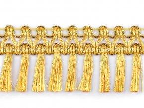 Leonské třásně šíře 45 mm