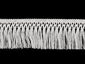 Bavlněné třásně šíře 55 mm