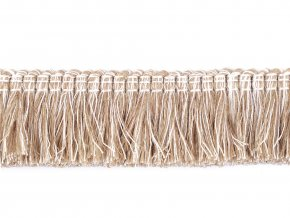 Třásně husté oděvní šíře 33 mm
