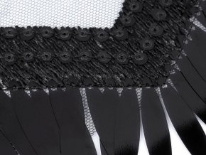 Flitrový prýmek šíře 93 mm