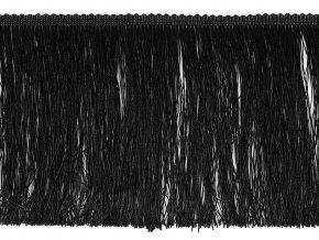 Třásně lesklé, husté šíře 15,5 cm