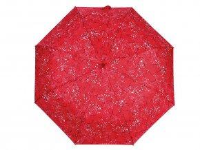 Dámský skládací vystřelovací deštník