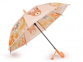 Dětský vystřelovací deštník - jednorožec, zvířátka, pejsci