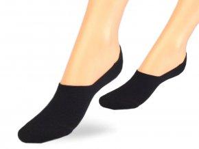 Dámské bavlněné ponožky krátké