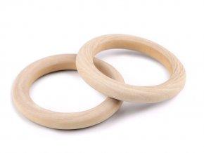 Dřevěný kroužek Ø48 mm
