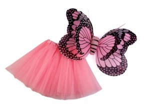 Karnevalový kostým - motýl
