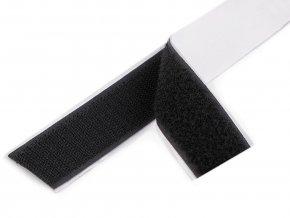 Suchý zip háček + plyš samolepicí šíře 30 mm