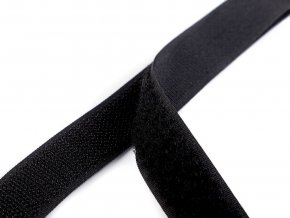 Suchý zip háček + plyš šíře 20 mm