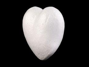 Srdce Ø8 cm polystyren