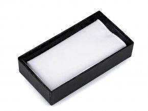 Bavlněný kapesníček do saka v krabičce