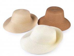 Dámský klobouk k dozdobení