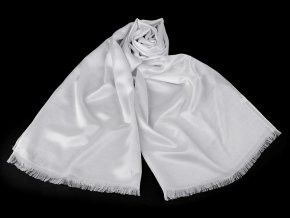 Šátek / šála s lurexem 70x180 cm