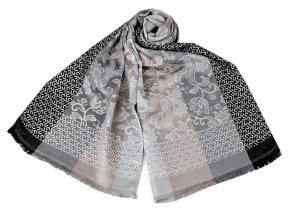 Šátek / šála typu pashmina 70x170 cm