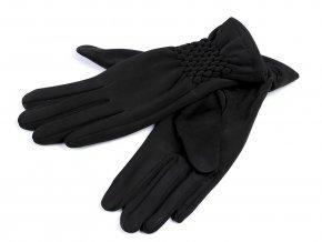 Dámské rukavice s prošitím