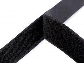 Suchý zip háček + plyš šíře 30 mm