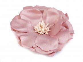 Textilní květ Ø75 mm