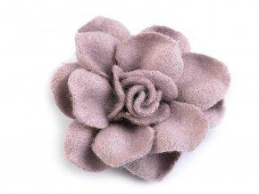 Vlněný květ Ø40 mm