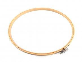 Vyšívací kruh bambusový Ø22 cm