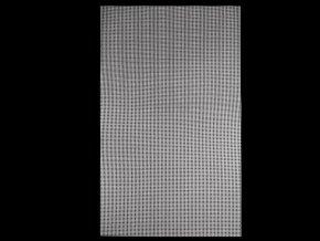 Plastová kanava / mřížka vyšívací 34,5x57 cm