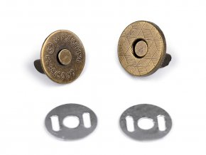 Magnetické zapínání tenké Ø14 mm