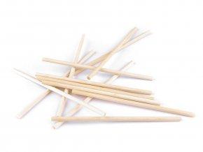Dřevěné špejle / dřívka Ø5 mm