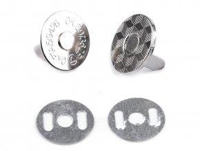 Magnetické zapínání tenké Ø18 mm