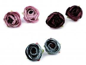 Umělý květ pryskyřník