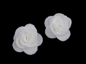 Květ růže Ø30 mm
