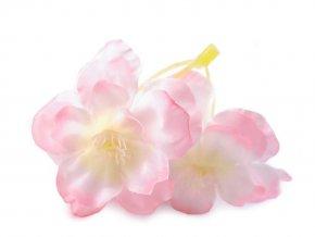 Umělý květ hortenzie