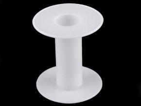 Plastová cívka 6x6,6 cm