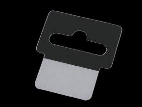Samolepicí závěska 30x30 mm, 30x35 mm