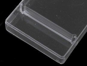 Plastová krabička k zavěšení s eurozávěsem
