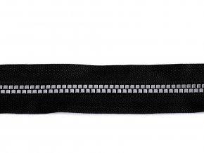 Zip kostěný šíře 5 mm kostičky metráž