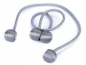 Dekorační úvaz / šňůra na závěsy s magnetem