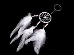 Přívěsek na kabelky / klíče lapač snů